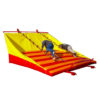 inflatable climbing jacob's ladder interactive amusement game