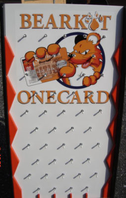 promo products custom branding bearkit onecard