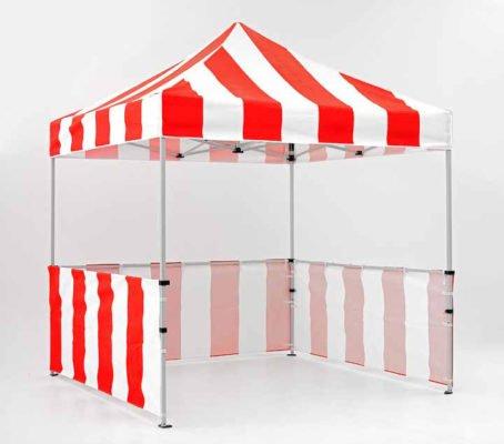 carnival tent 8x8 carnival unit sidewalls 002
