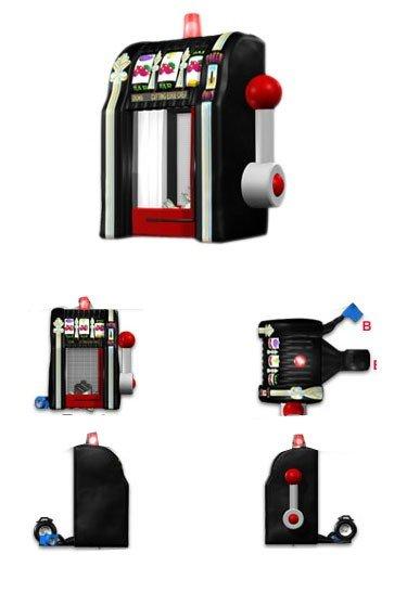 Cash Cubes Slot Machine