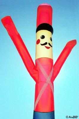 fly guy toy tube zephyr toy soldier sky tickler