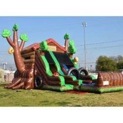 TreeTop Bounce n' Slide